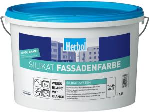 Silikat Fassadenfarbe