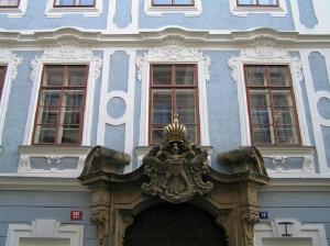 Mineralfarbe Millesimovský palác
