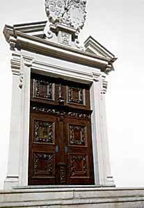 Dveře - Sv. Michal, Brno